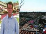 Shepard Smith On Front Lines Of Oklahoma Tornado Destruction