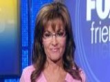 Sarah Palin Returns To Fox News