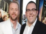 Simon Pegg, Nick Frost Reunite 'The World's End'