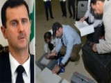 Syria Meets Deadline To Report Chemical Weapons