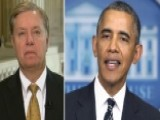 Sen. Graham: 'Where Is Our Commander-in-chief?'