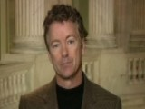 Sen. Rand Paul: ObamaCare Will 'overwhelm' The Country