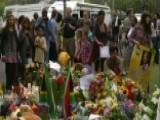 South Africans Celebrate Nelson Mandela's Life
