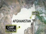 Six American Troops Killed In Afghanistan Plane Crash