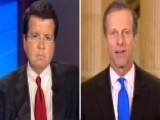 Sen. Thune On Plan To Create Jobs For Long-term Unemployed