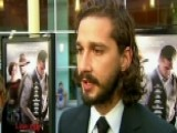 Shia LaBeouf Blames Bizarre Behavior On 'performance Art'