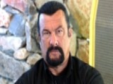 Steven Seagal Talks Terror Threat In Sochi