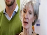 Sebelius 'absolutely' Sure ObamaCare Isn't A Job-killer?