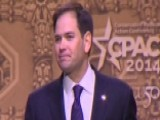 Sen. Marco Rubio Speaks At CPAC