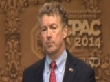 Sen. Rand Paul Speaks At CPAC