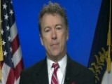 Sen. Rand Paul Lays Out Vision For America At CPAC