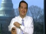 Sen. Ted Cruz Gets Inked?