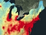 Satellite Images Reveal Better Air Quality