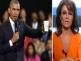 Sarah Palin Says Obama Is 'disconnected' From Crises