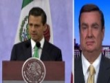 Sen. Anderson Protests Mexican President's Calif. Visit