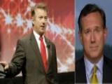 Santorum Calls Out Sen. Rand Paul Over War Policy
