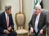 Sec. Kerry Visits Iraq, Jordan To Gain Support Against ISIS