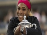 Serena Parties, Misses TV Interviews