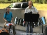 Steel Drum Band Lightens Mood In Major Traffic Jam