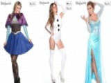 Sexy 'Frozen' Costumes?