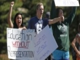 Students Stage Walkout Over Controversial History Curriculum