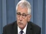 Secretary Hagel: Airstrikes Alone Won't Destroy ISIS