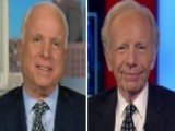 Sen. McCain, Joe Lieberman Sound Off On Obama's ISIS Plan