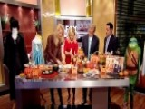 Sandra Lee's Food, Costumes, Decorations For Halloween