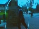 Surveillance Video Shows Gunman Running Into Parliament
