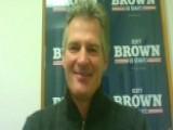 Scott Brown On Power Play