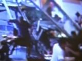 SUV Crashes Into Houston Restaurant