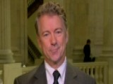 Sen. Rand Paul Calls Jonathan Gruber Admission A 'disgrace'