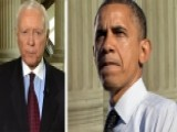 Sen. Hatch: Obama Not Allowed To Legislate From Oval Office