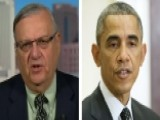 Sheriff Arpaio Suing Obama Over Executive Immigration Plan