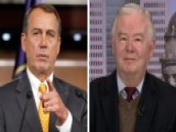 Speaker Boehner Lays Out Plan To Avoid Shutdown