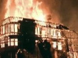 Search For 2 Potential Witness In LA Apartment Complex Fire