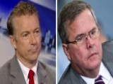 Sen. Rand Paul Blasts Jeb Bush For Support Of Common Core