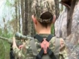 Sheriff Takes Young Boy On First Hunting Trip