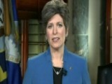 Sen. Joni Ernst: We Heard The Message You Sent In November