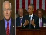 Sen. Cornyn On How Obama Will Work With GOP-led Congress