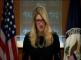 State Department's Marie Harf ISIS Remarks Backfire