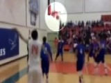 Student With Autism Sinks Incredible 3-point Shot In Texas