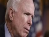 Sen. McCain 'ashamed' Of US Handling Of Ukraine Situation