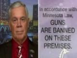 State Rep. Cornish Questions Mall Of America's Gun Ban