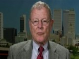 Sen. Jim Inhofe On The Fight Over Climate Change