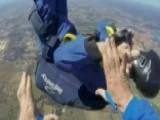 Skydive Scare: Hero Saves Man Having Mid-air Seizure
