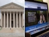 Supreme Court Begins Oral Arguments In Second Obamacare Case