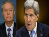 Sen. Graham: 'Kerry Doesn't Know What He's Talking About'
