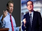 Senators Cruz, Paul Fighting For Same GOP Primary Voters?