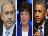 Sen. Susan Collins Urges Obama To Square With Netanyahu